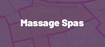 massage spas in bayswater