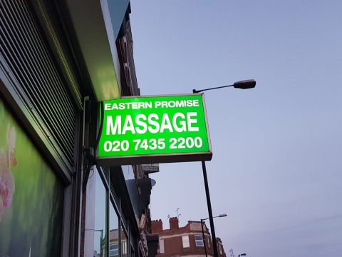 Eastern Promise Massage in London