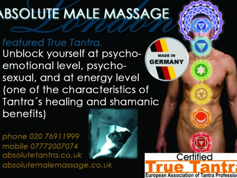 Absolute Male Massage