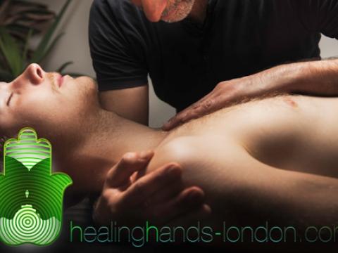 Healing Hands - London