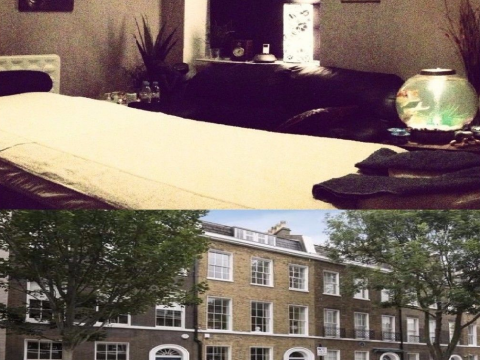 Ian massage in central London