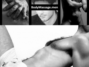 BodyMassage men