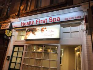 Health First Chinese Spa