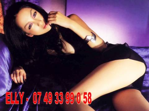New Full Time Oriental Asian Transsexual, Shemale, Ladyboy, Tranny, T-Girl Professional Escort Masseur new in East London. ELLY 07493399058 ( +447493399058 )