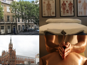 ITEC MASSEUR IN CENTRAL LONDON