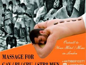 MASSAGE by MALE MASSEUR FOR MEN | Out-Call to Your HOTEL / HOME in London