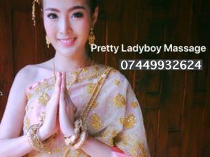 Pretty Ladyboy Massage