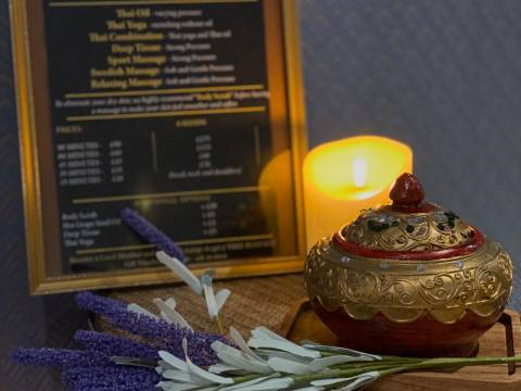 Marylebone Thai spa