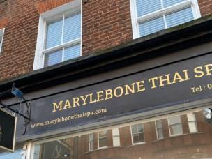 Marylebone Thai spa