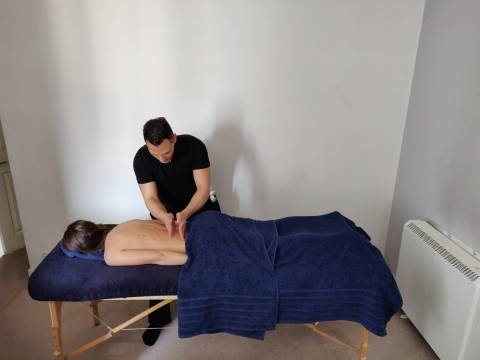 Robert, Italian - Massage Therapist