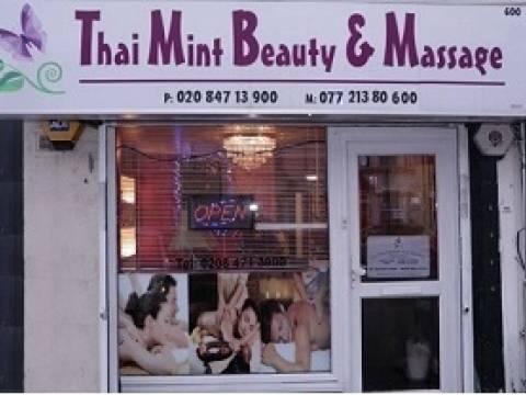 Thai Mint Massage