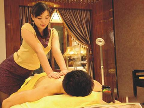 Viona relaxing massage