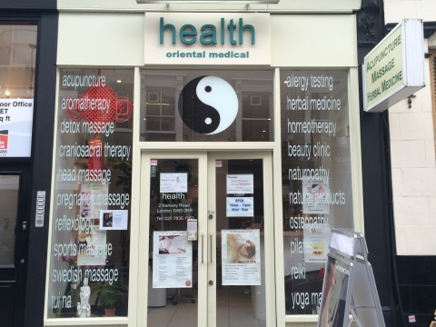 Health Earls Court