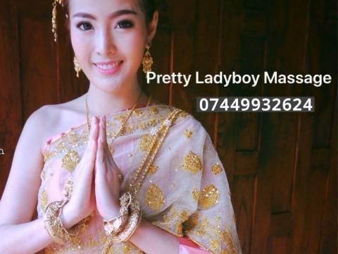 Pretty Ladyboy Massage