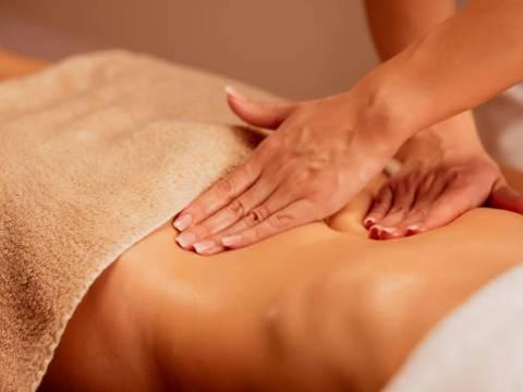 Jenna The relaxing massage