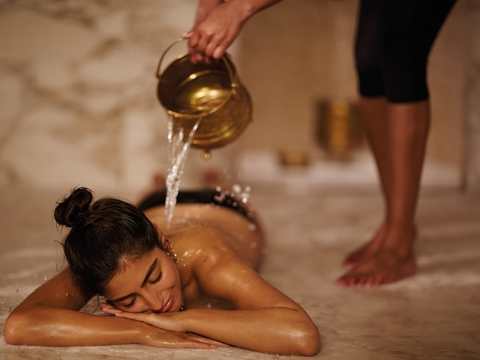 Marocan spa only for womens